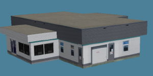 CYPA Terminal Building