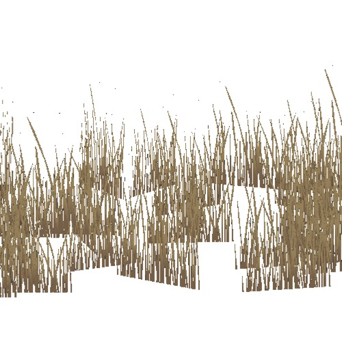 Screenshot of Grass, dry variant 2, 0.2-0.7m