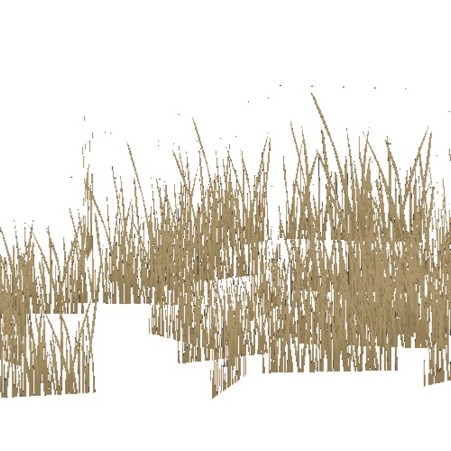 Screenshot of Grass, dry variant 3, 0.2-0.7m