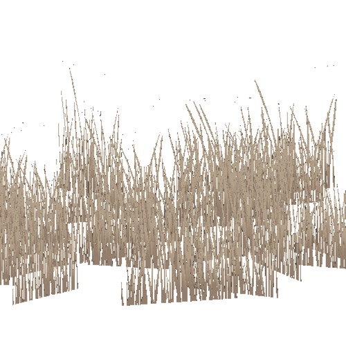 Screenshot of Grass, dry variant 4, 0.2-0.7m