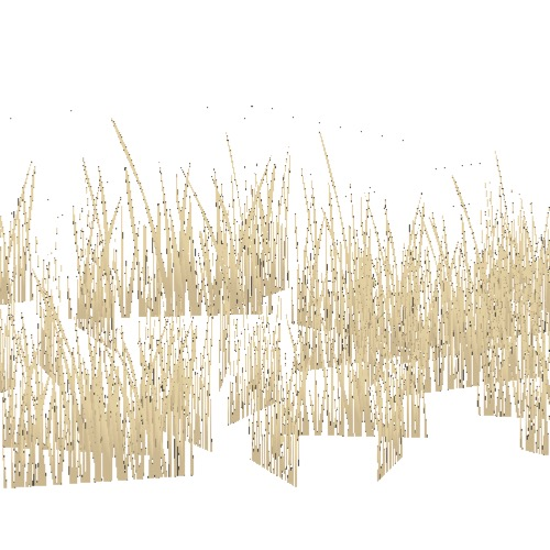 Screenshot of Grass, dry variant 7, 0.2-0.7m