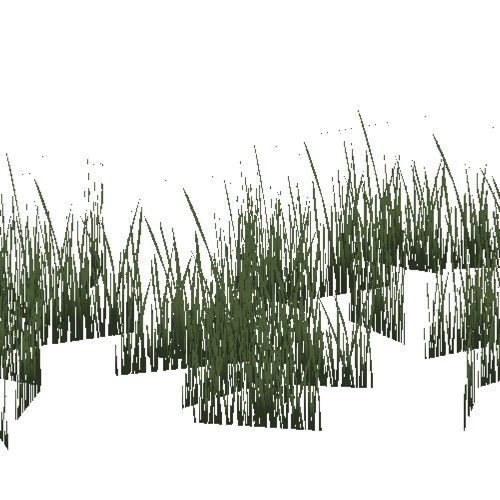 Screenshot of Grass, dark variant 2, 0.2-0.7m