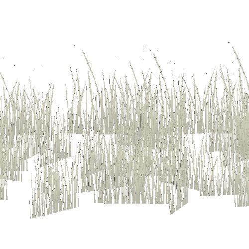 Screenshot of Grass, dry variant 8, 0.2-0.7m