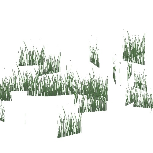 Screenshot of Grass, fresh variant 11, 1.0-1.4m