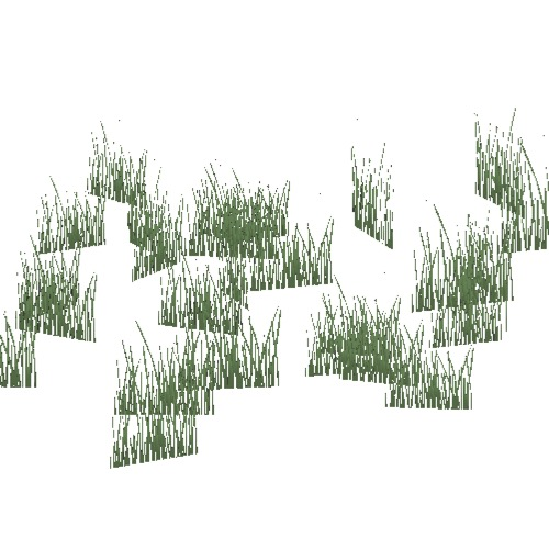 Screenshot of Grass, fresh variant 12, 0.2-0.3m