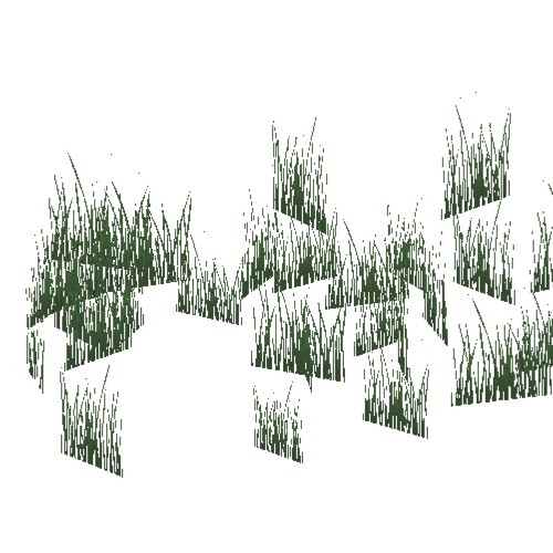 Screenshot of Grass, fresh variant 13, 0.2-0.7m