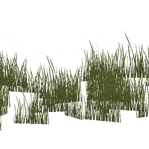 Screenshot of Grass, fresh variant 1, 0.2-0.7m