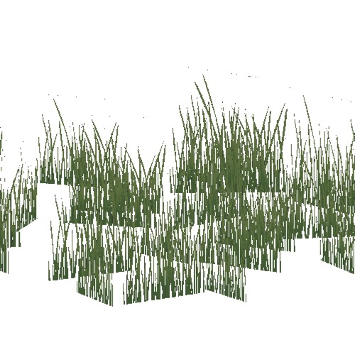 Screenshot of Grass, fresh variant 2, 0.2-0.7m