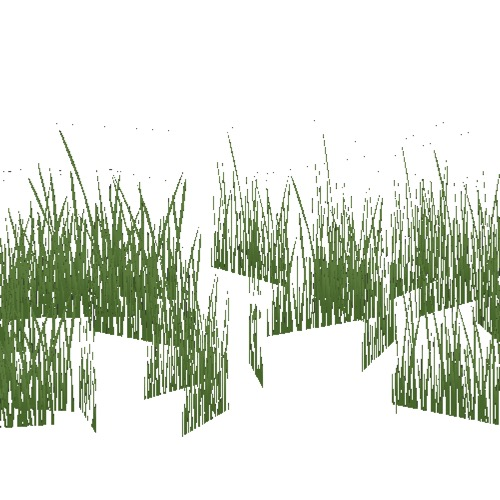 Screenshot of Grass, fresh variant 3, 0.2-0.7m