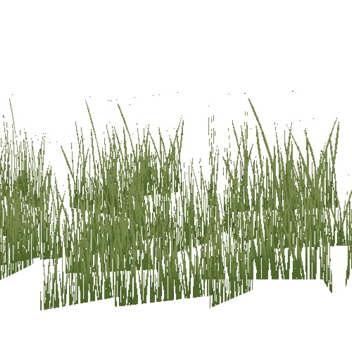 Screenshot of Grass, fresh variant 4, 0.2-0.7m