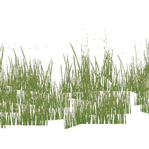 Screenshot of Grass, fresh variant 6, 0.2-0.7m