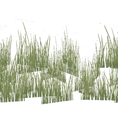 Screenshot of Grass, fresh variant 7, 0.2-0.3m