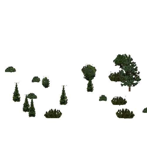 Screenshot of European Forest, Alpine, Heathland