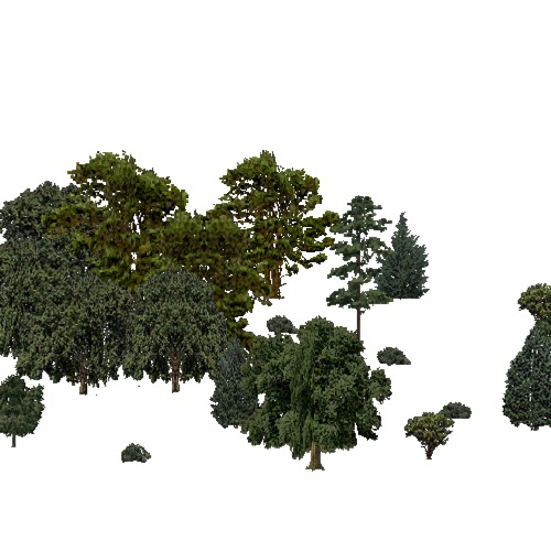 Screenshot of European Forest, Alpine, Sclerophyllous
