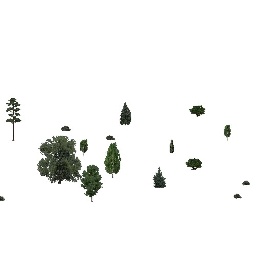 Screenshot of European Forest, Continental, Heathland