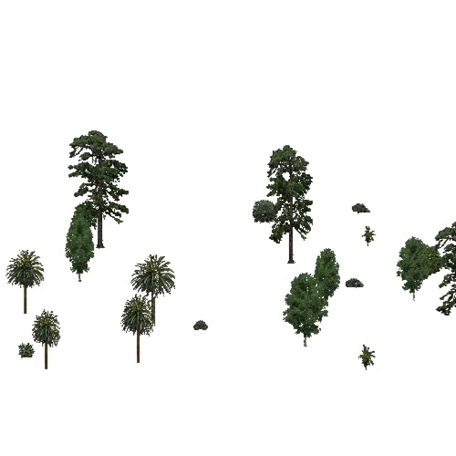 Screenshot of European Forest, Macaronesia, Agriculture And Natural Vegetation