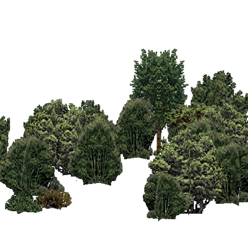 Screenshot of European Forest, Macaronesia, Heathland