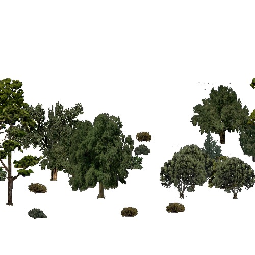 Screenshot of European Forest, Mediterranean, Sclerophyllous