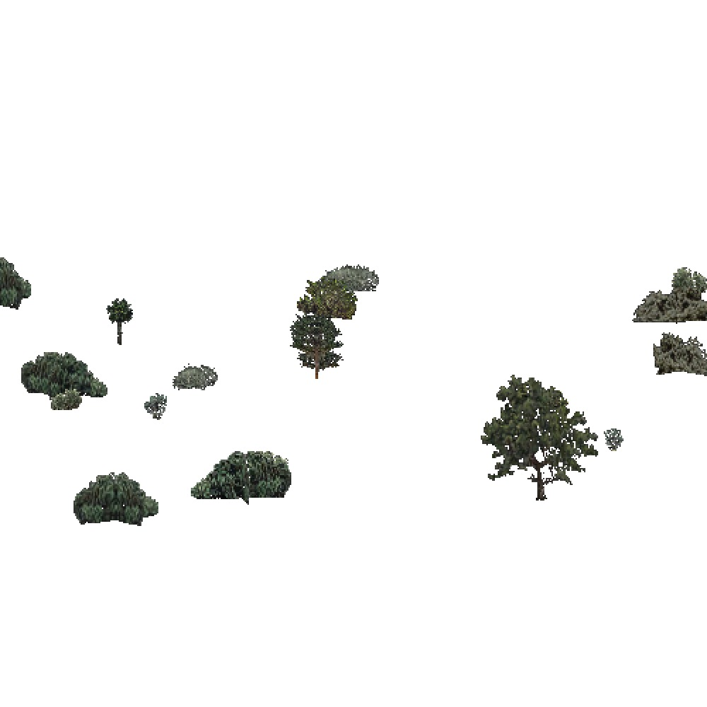 Screenshot of USA Forest, Southern Rocky Mountain, Shrub
