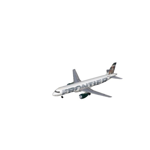 Screenshot of A320 Frontier (Fox)