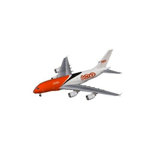 Screenshot of A380 TNT