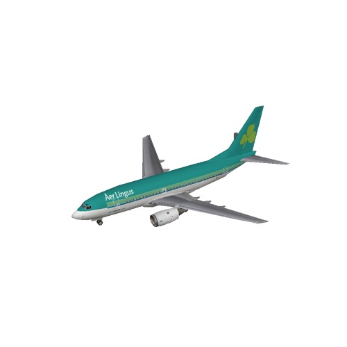 Screenshot of B737-700 Aer Lingus