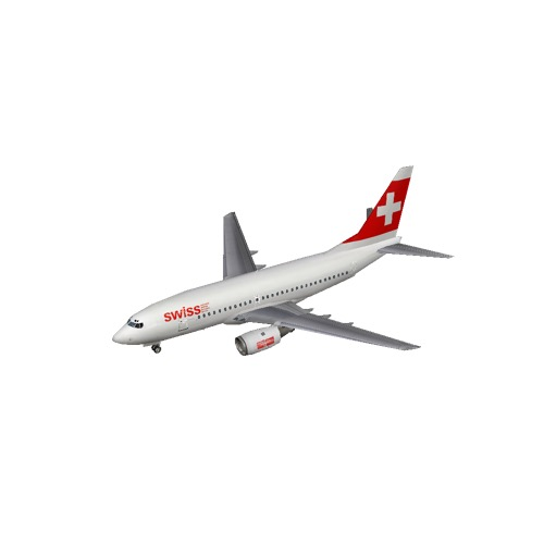 Screenshot of B737-700 Swiss