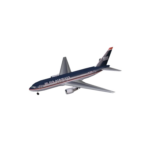 Screenshot of B767-200 US Airways