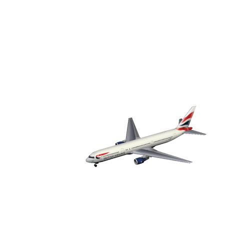 Screenshot of B767-300 British Airways