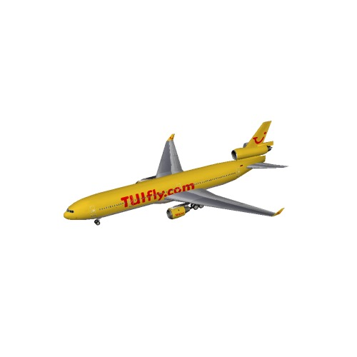 Screenshot of MD11 TUIfly