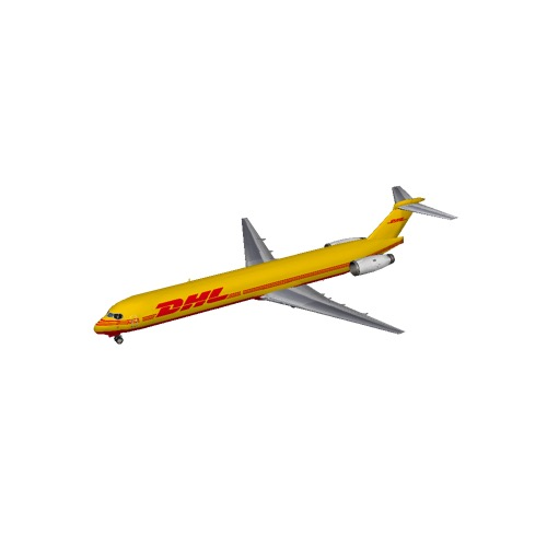 Screenshot of MD90-50 DHL