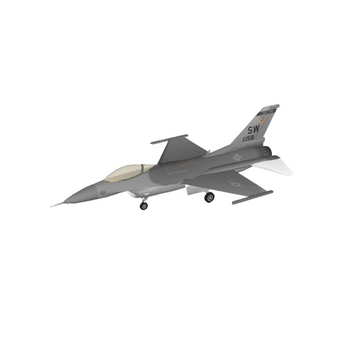 Screenshot of F-16C Fighting Falcon, USAF
