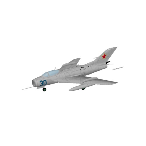 Screenshot of MiG-19, Soviet