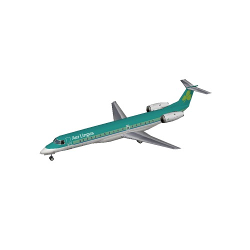 Screenshot of Embraer ERJ 145 Aer Lingus