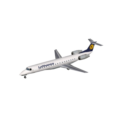 Screenshot of Embraer ERJ 145 Lufthansa