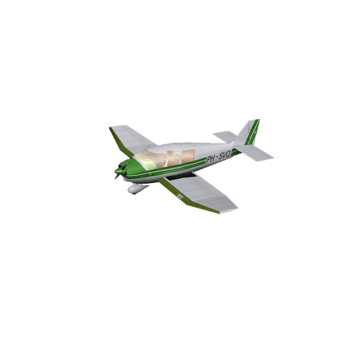 Screenshot of Robin DR400 Green Variant 1
