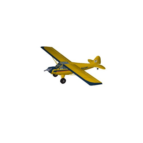 Screenshot of Husky A-1A (yellow)