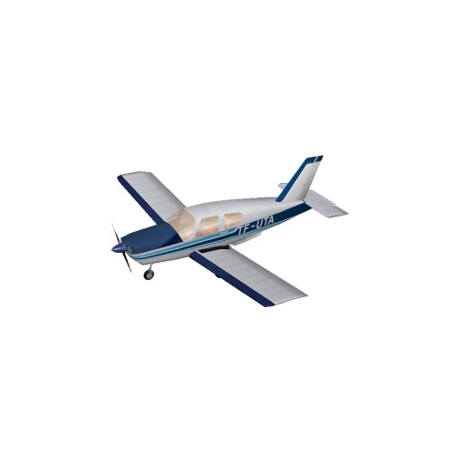 Screenshot of Socata TB20 Blue Variant 4