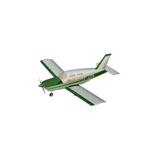 Screenshot of Socata TB20 Green Variant 4