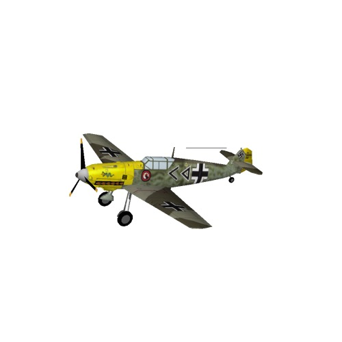 Screenshot of Messerschmitt Bf 109, Luftwaffe
