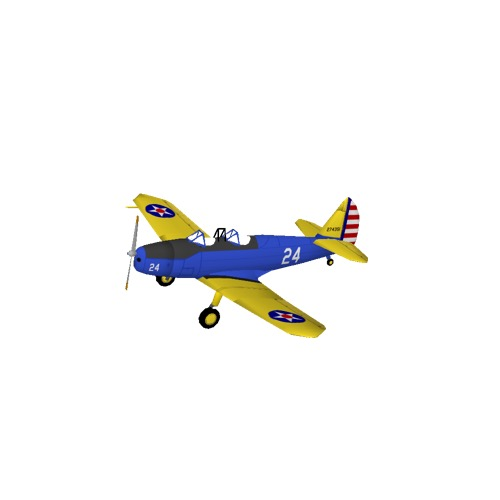 Screenshot of Fairchild PT-19, USAAF