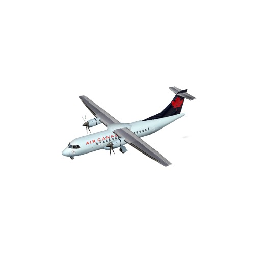 Screenshot of ATR 42 Air Canada