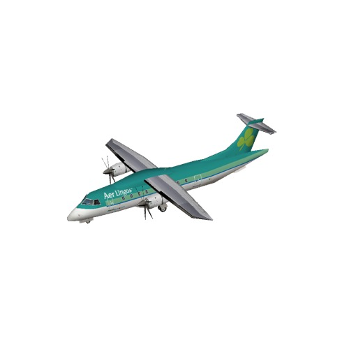 Screenshot of Dornier D328 Aer Lingus