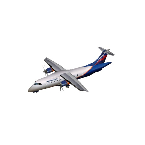 Screenshot of Dornier D328 Aeroflot