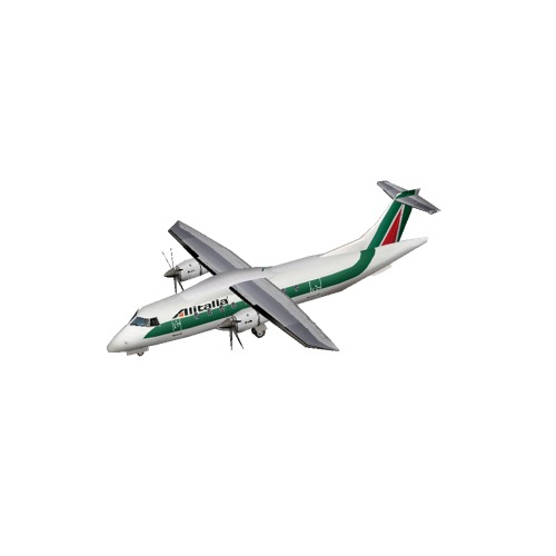 Screenshot of Dornier D328 Alitalia