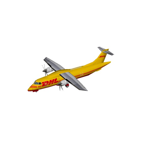 Screenshot of Dornier D328 DHL