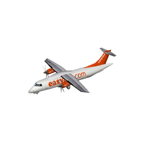 Screenshot of Dornier D328 easyJet