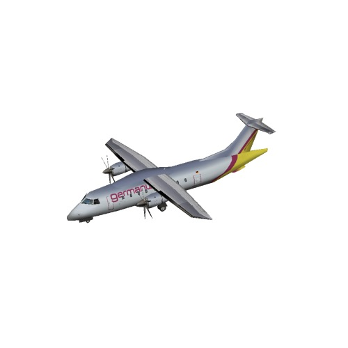 Screenshot of Dornier D328 Germanwings