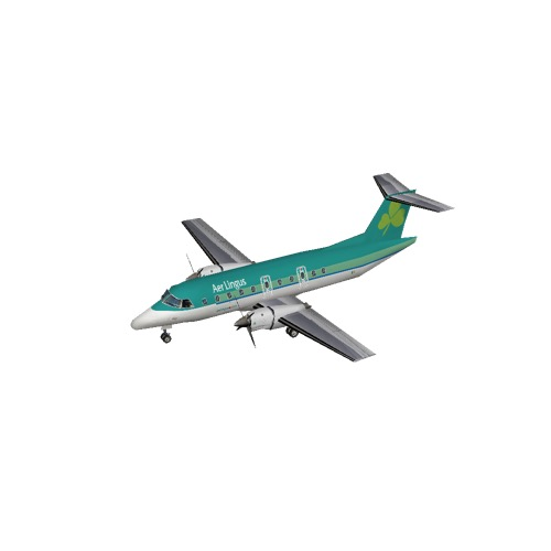 Screenshot of Embraer EMB 120 Aer Lingus