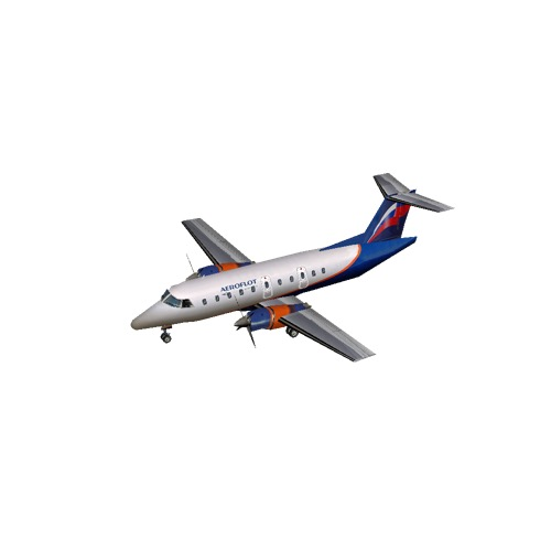 Screenshot of Embraer EMB 120 Aeroflot